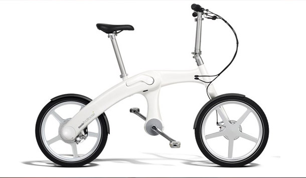 Mando Footloose Electric Bicycle