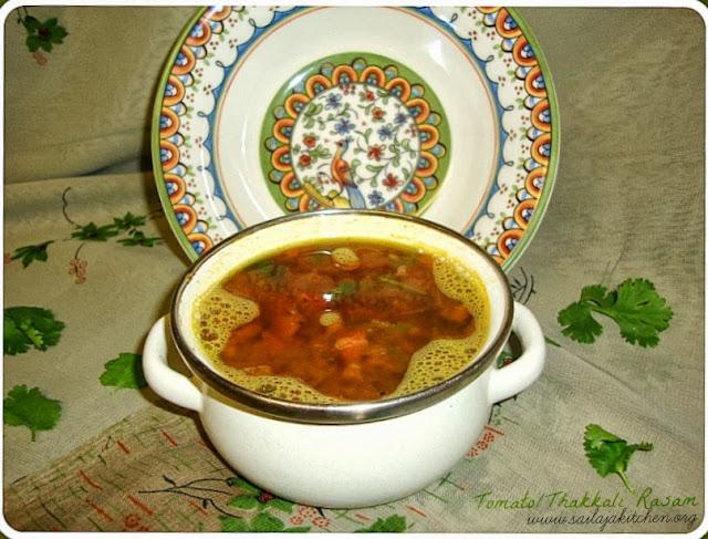Tomato Rasam / Thakkali Rasam recipe /Thakkali Rasam Recipe / Simple Tomato Rasam Recipe