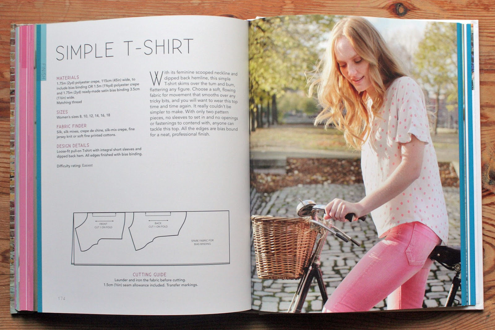 Design your own t-shirt by cutting