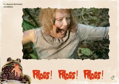 Frogs - Tante Iris