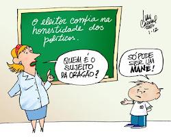 POLÍTICO X POLITIQUEIRO