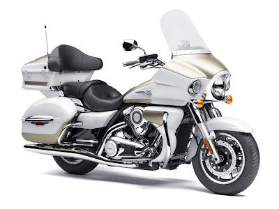 2012 Kawasaki Vulcan 1700 Voyager