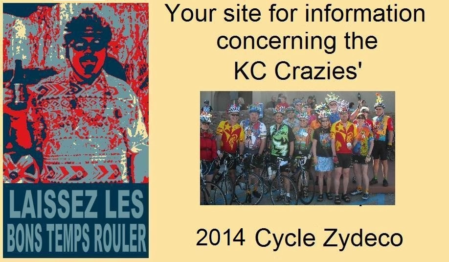 KC Version of Cycle Zydeco