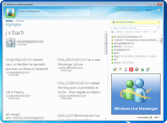 Msn messenger 2011 download microsoft