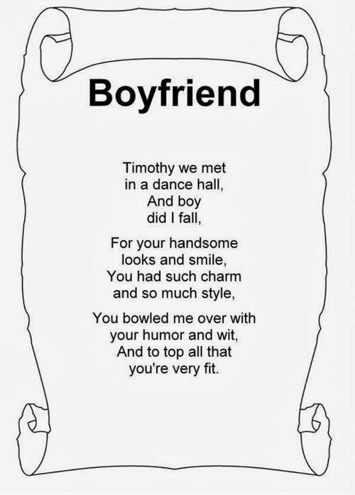 Unique Valentine's Day 2014 Sayings For Boyfriend