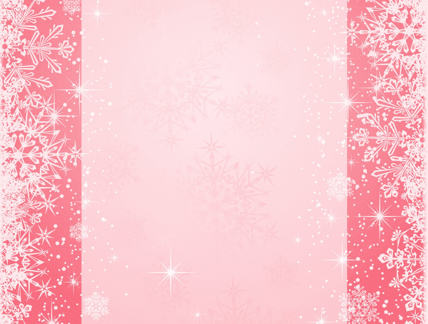 the gallery for gt pink snowflake backgrounds