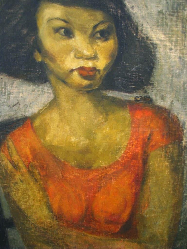 pinturas de mulheres