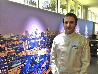 Chef David García