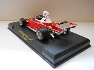 coleccionable de Ferrari