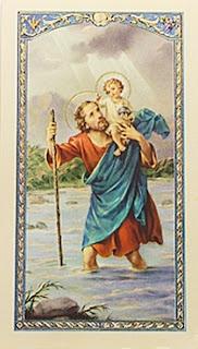 Oración del Chofer