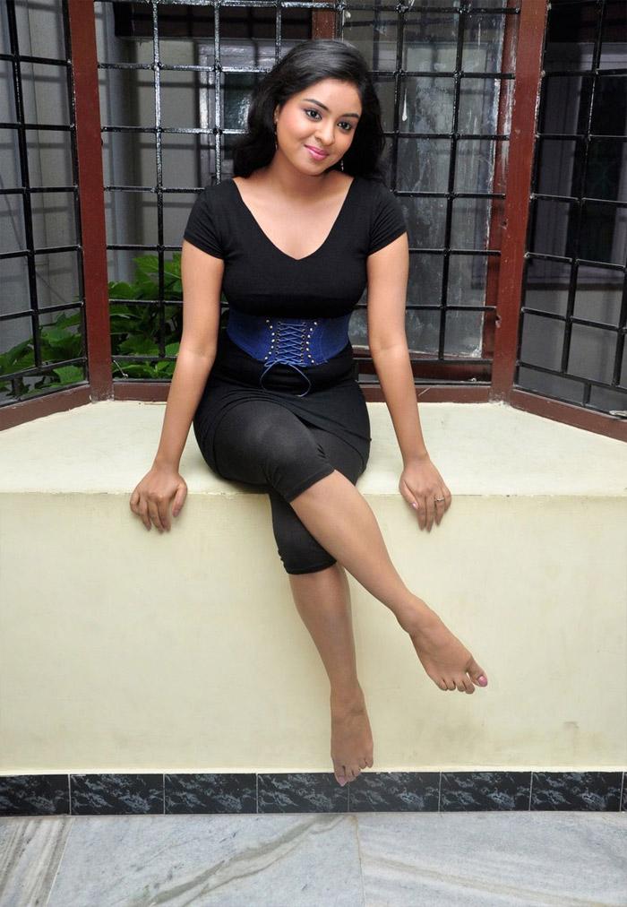 South Indian Masala Girl and Actress Nakshatra Spicy Stills