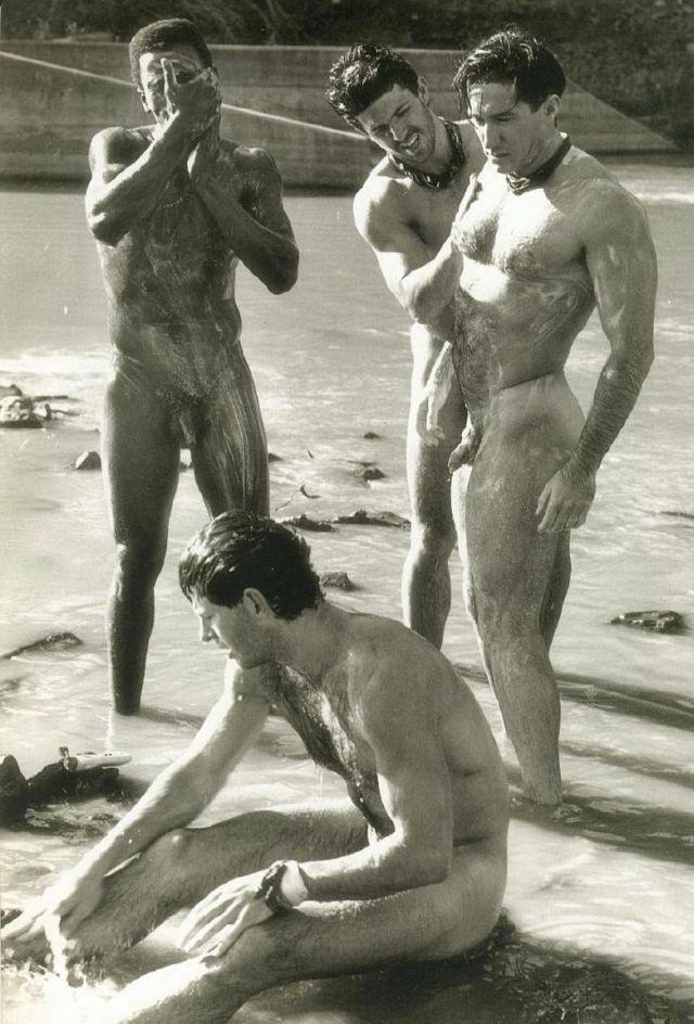 naked africa tribe men
