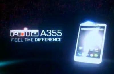 Spesifikasi Mito A355 ini akhirnya sedikit terlihat dalam iklan TV
