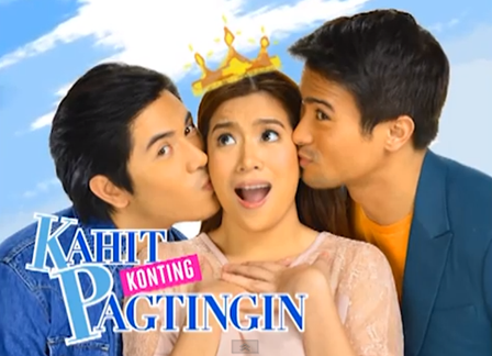 Kahit Konting Pagtingin's Paulo Avelino, Angeline Quinto and Sam Milby