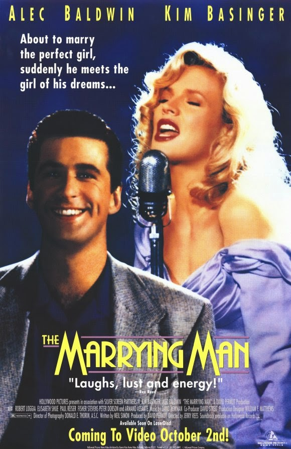 The Marrying Man - Κυνηγώντας τη Γυναίκα της Ζωής μου (1991) tainies online oipeirates
