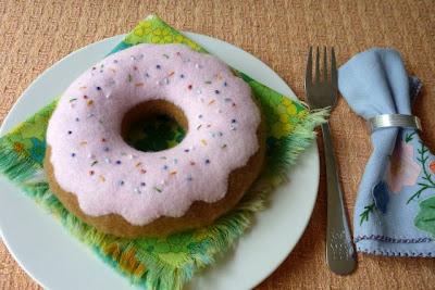 Donut softie