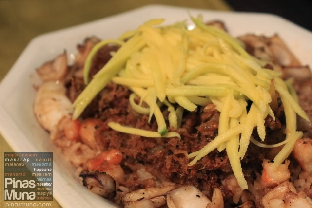 Seafood Bagoong Rice by Sentro 1771
