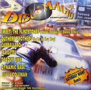 Various – Discomagic Compilation  1994