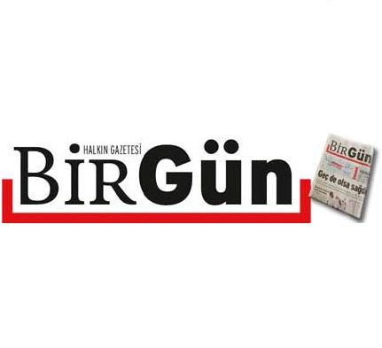BirGün Gazetesindeyiz!