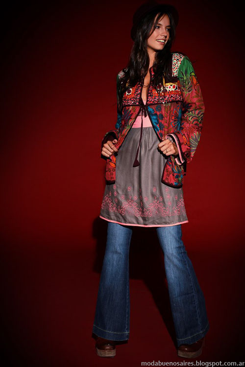 Pantalones oxford invienro 2013 moda