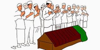 Orang Mati Sebelum Dikubur Wajib Shalat?