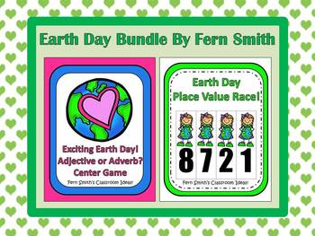 Earth Day - Bundled Centers