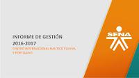 INFORME DE GESTIÓN 2016 - 2017