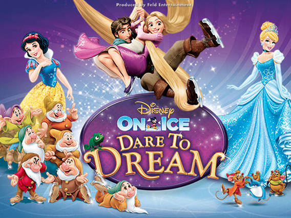 REVIEW // Disney On Ice Dare To Dream