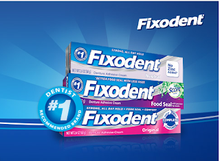 FREE Fixodent Sample + $1 Off Coupon