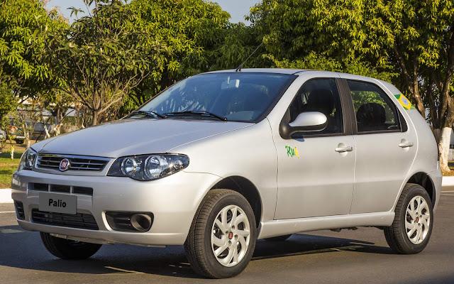 Fiat Palio 2015