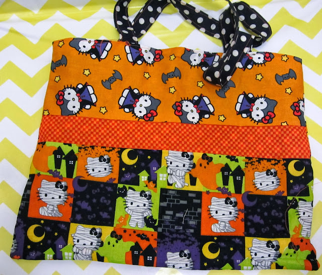 Halloween Sewing Swap items received!