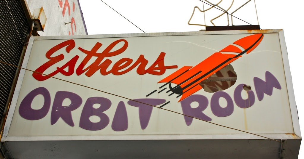 New Bar Orbit Room Oakland