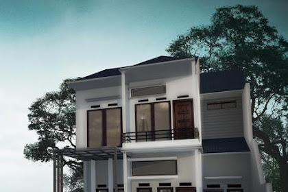 Contoh Model Gambar Desain Rumah Minimalis Modern dengan Harga Murah hanya 450ribu