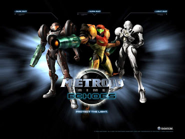 #4 Metroid Prime Wallpaper