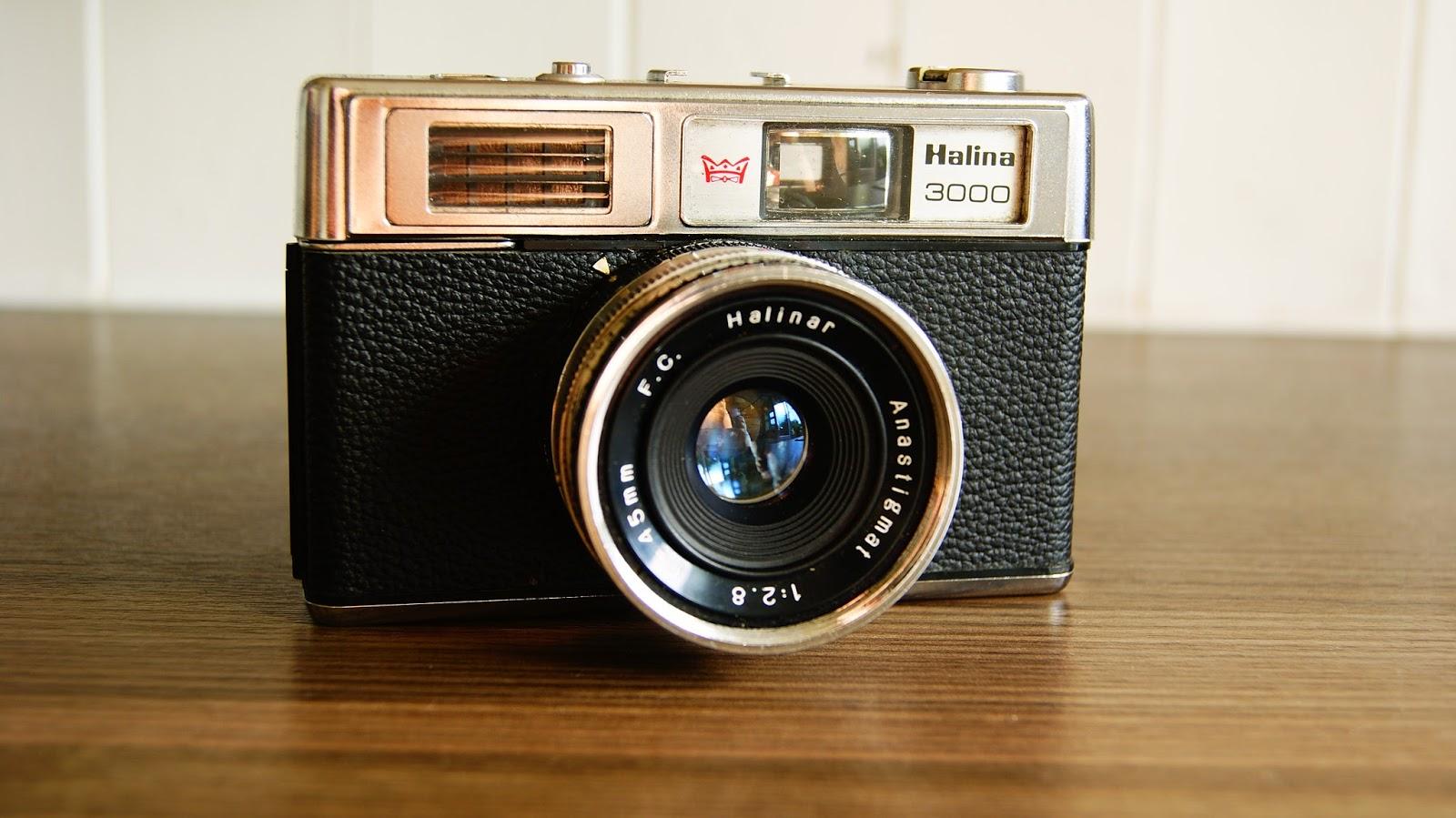 Vintage Camera I haven't used a camera like