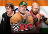 Bookmyshow : Get WWE LIVE Book tickets in india, get  ticket at  Rs. 2999, Rs. 5499, Rs. 7999, Rs. 11999 and Rs. 17999. – BuyToEarn
