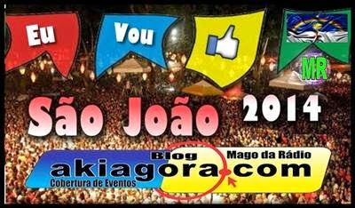 São João 2014 de Chã Grande.