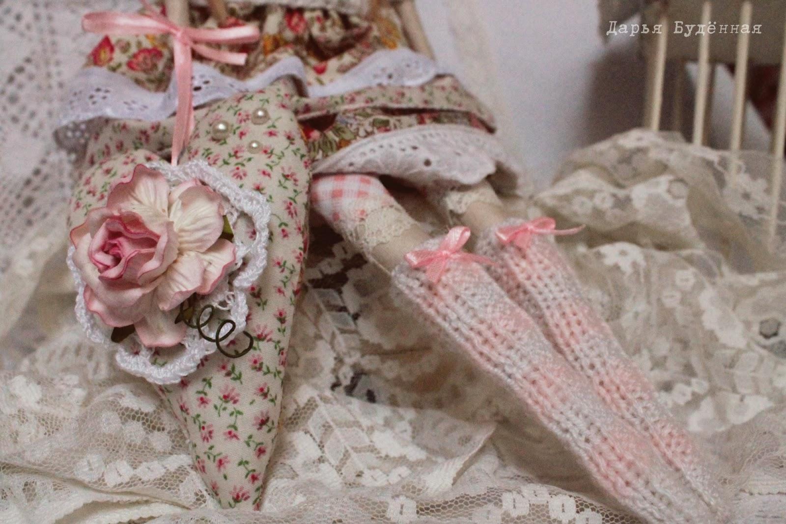 розовый, шебби шик, винтаж, тильда, алматы