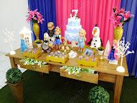 Decoração de festa infantil Frozen Porto Alegre