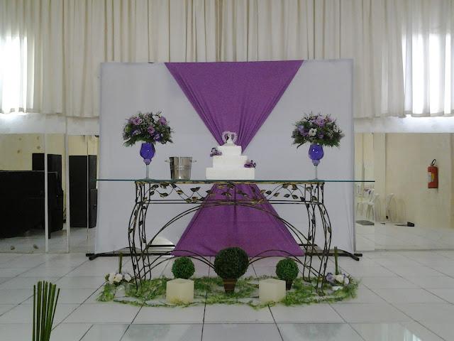 Decorações Decoração de Casamento Lilas e Branco 210112