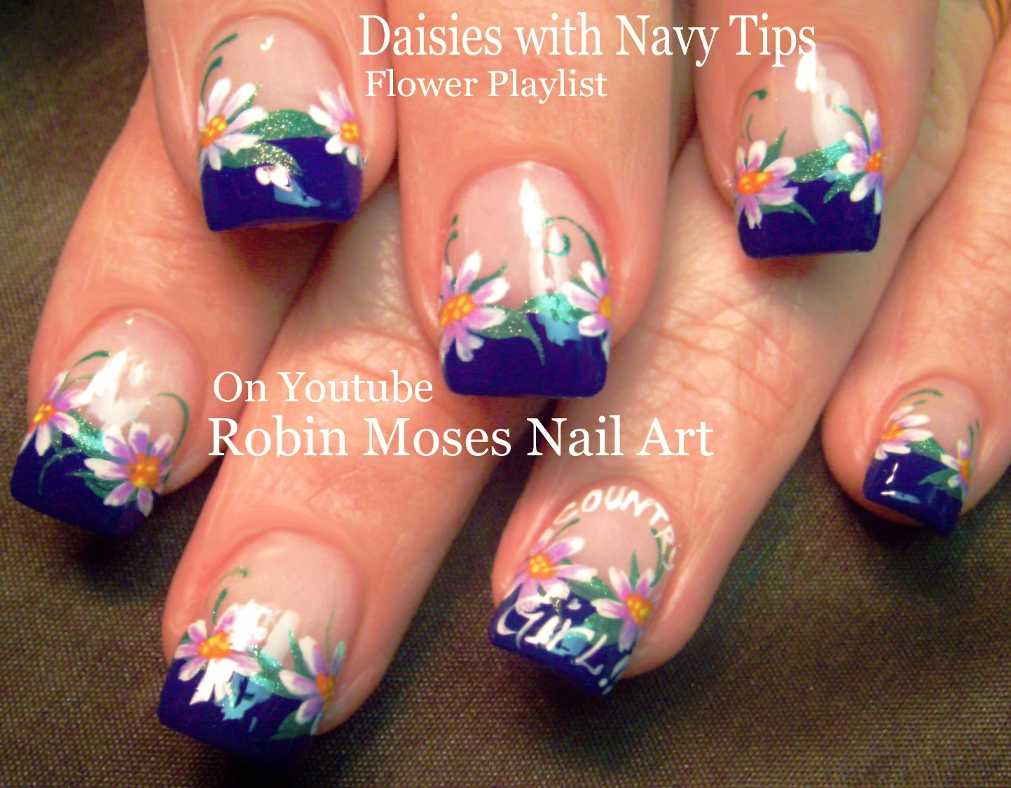 Robin moses nail art january 2016 blue designs blue nail art blue ideas blue nail art tutorials prinsesfo Image collections