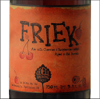 Odell Brewing Friek