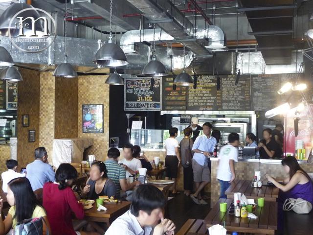 Nolita Pizzeria BHS Interiors