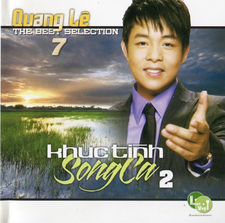 Quang Le Collection 7 - Khúc tình song ca 2 (2012) [FLAC] {NVCD}