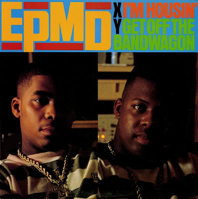 EPMD – I'm Housin' / Get Off The Bandwagon (5-Track VLS) (1989) (192 kbps)