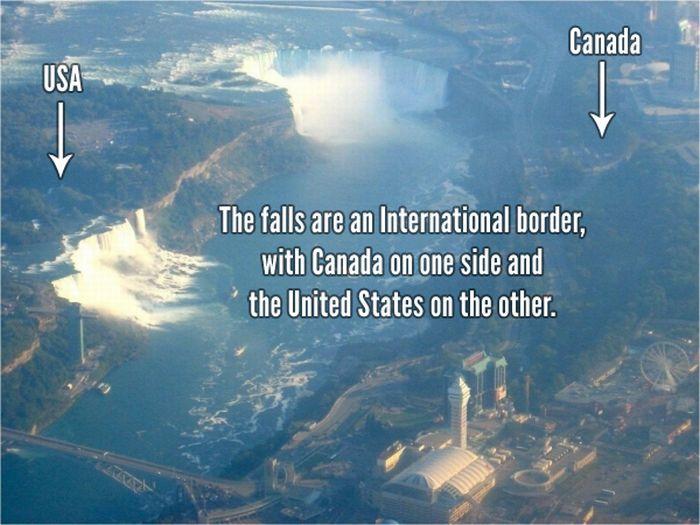 Niagara Falls Figures Niagara Falls Facts