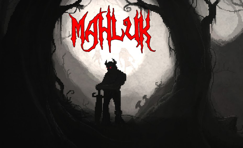 Mahluk dark demon