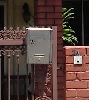 Kotak Surat