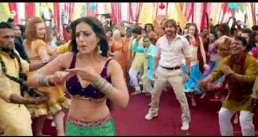 Don't Touch My Body (Bullett Raja) - Mahie Gill, Saif Ali Khan