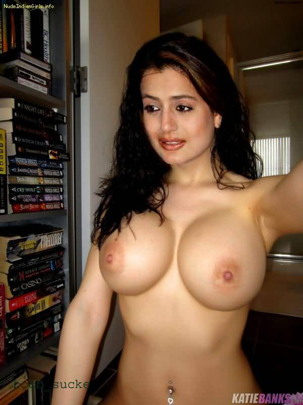 Nude boobs of amisha patel